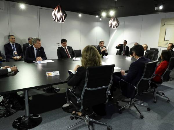 Cumbre climática COP25 de Madrid
