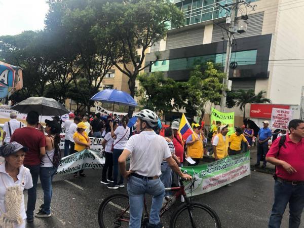 Marchas Bucaramanga