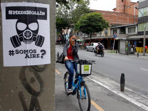 Bogotá y Medellín: tareas pendientes en la calidad del aire