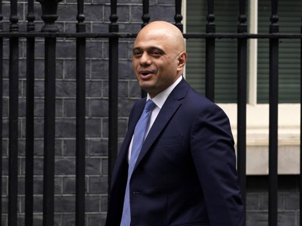 Ministro de finanzas del Reino Unido