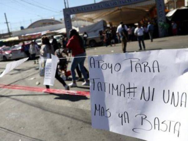 Fátima, niña asesinada en México