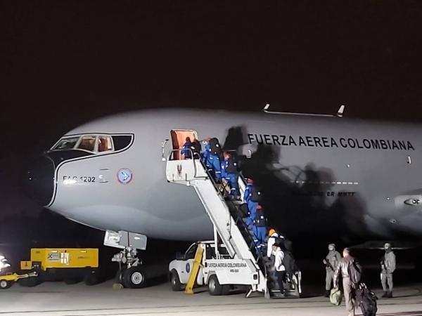 Misión colombiana a Wuhan