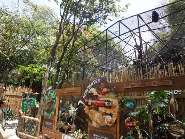 Zoológico Santa Fe de Medellín