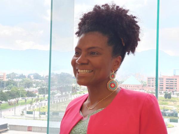 Mabel Torres Mujeres en Ciencia y Tecnología