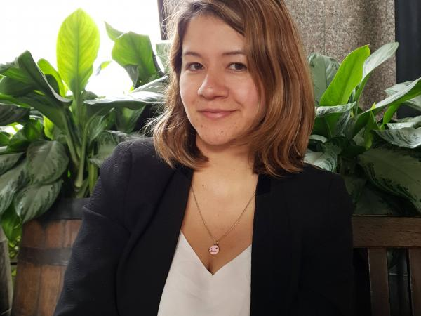 Sandra Castro Mujeres Ciencia y Tecnología