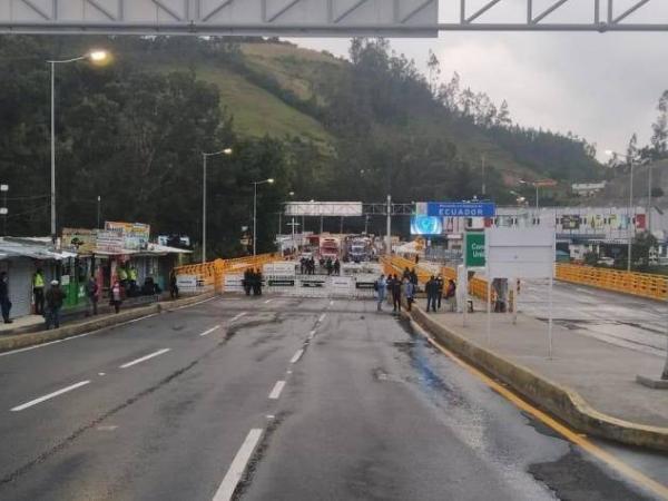 Ipiales, ciudad de Nariño, limita con la frontera con Ecuador.