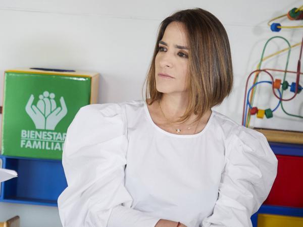 Lina Arbeláez, directora del ICBF