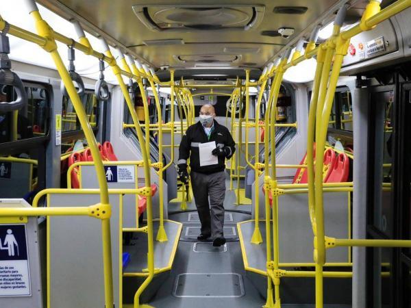 Protocolos de conductores de TransMilenio