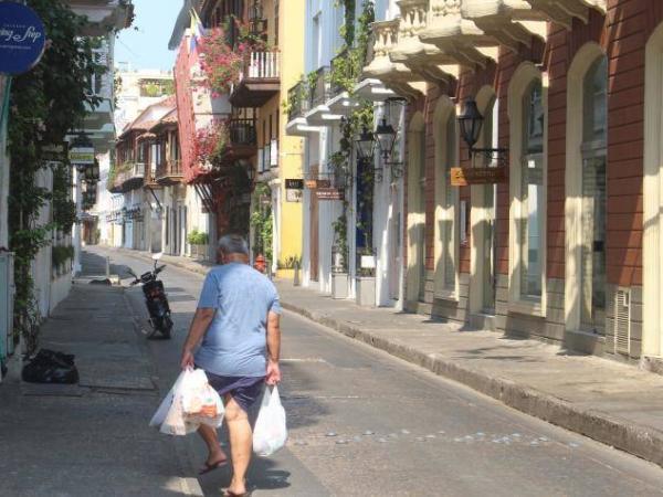 Toque de queda Cartagena