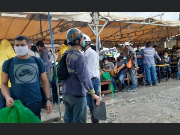Trabajadores Hidroituango