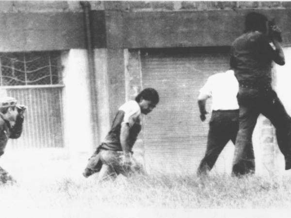 Captura de Carlos Lehder en Colombia