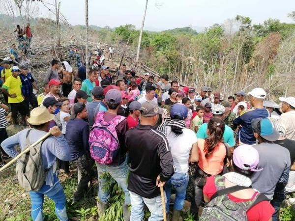 Tensión en el Catatumbo