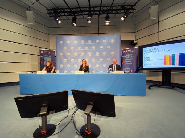 Oficina de la ONU contra la Droga y el Delito
