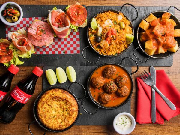 Restaurante Puerta de Alcalá - Alimentarte