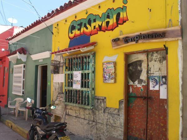 El bar salsero ´Los Carpinteros' que acogía todos los fines de semana a los amantes de la música salsa.