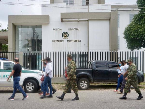 Comando de Policía de Monterrey, Casanare