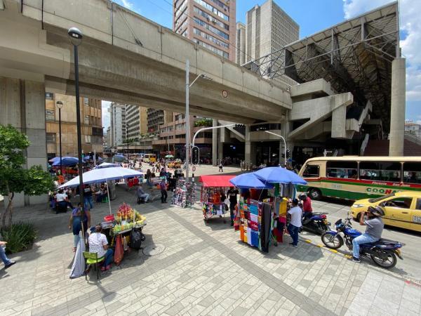 Reapertura en Medellín