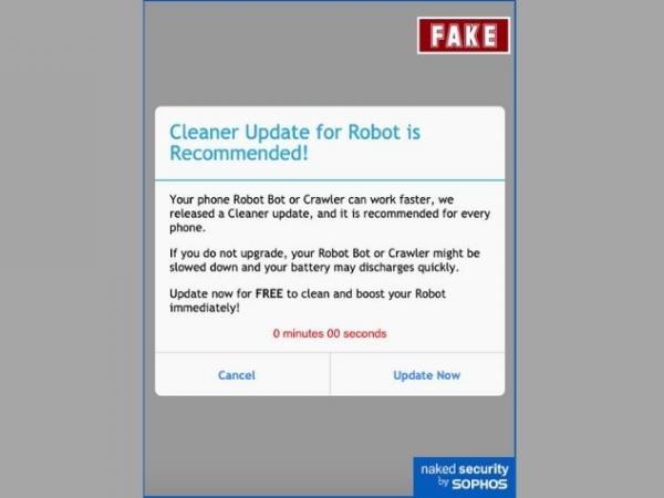 Alertas falsas