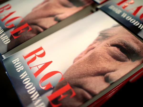 Rage, libro sobre Trump
