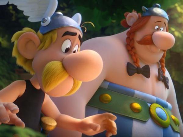 Película francesa Asterix: le secret de la potion magique