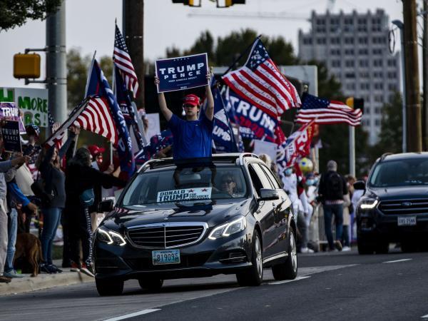 Donald Trump fanáticos