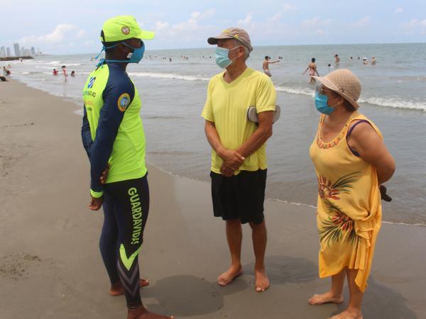 El pasado 2 de septiembre murió un viajero por coronavirus en la ciudad que había llegado con su familia a pasar unos días de vacaciones.