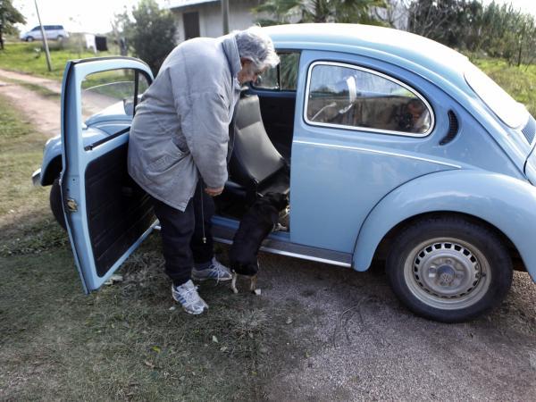 José Mujica: el exguerrillero que fue presidente - ENTREVISTA BOCAS -  Cultura - ELTIEMPO.COM