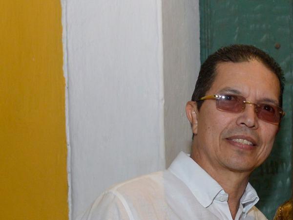 Gregorio Herrera - Gerente La Vitrola