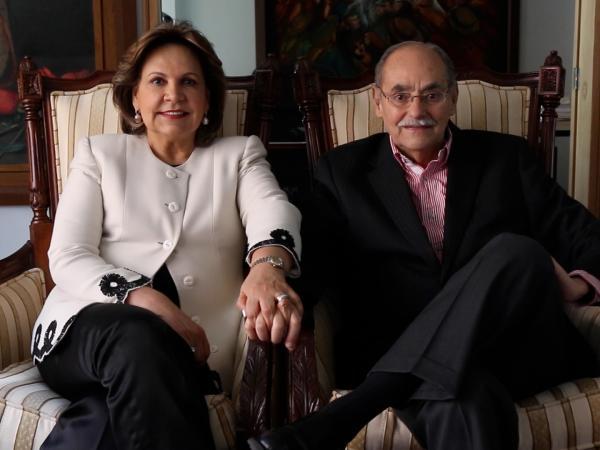 La historia de amor de Horacio Serpa y Rosita Moncada