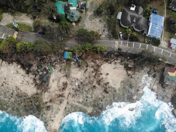 Damnificados por huracán Eta en San Andrés y Providencia - Otras Ciudades -  Colombia - ELTIEMPO.COM