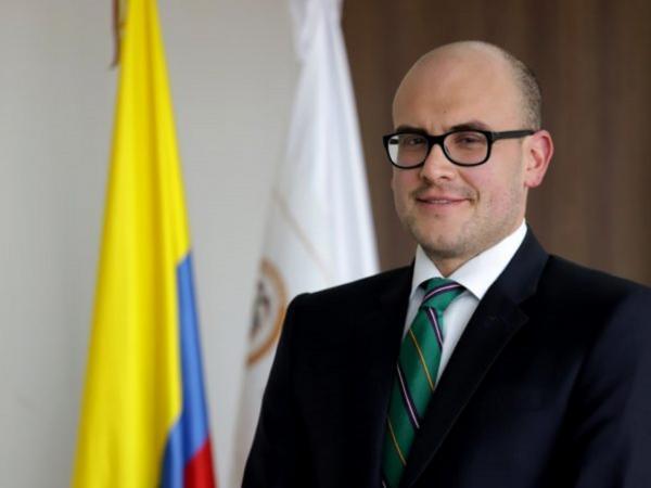 Manuel Felipe Gutiérrez, presidente de la ANI
