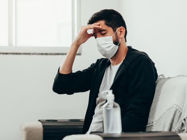 20% de infectados de covid desarrolla trastorno mental, dice estudio
