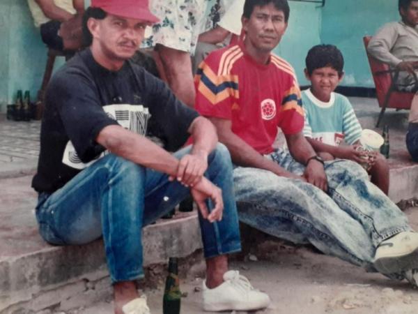 Jesús Santrich Barranquilla