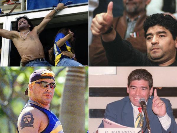 Maradona escándalos 1