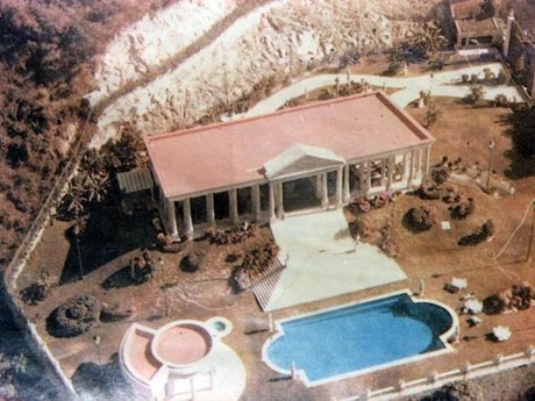 Casa 'El negro'