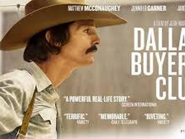 Película Dallas Buyers Club