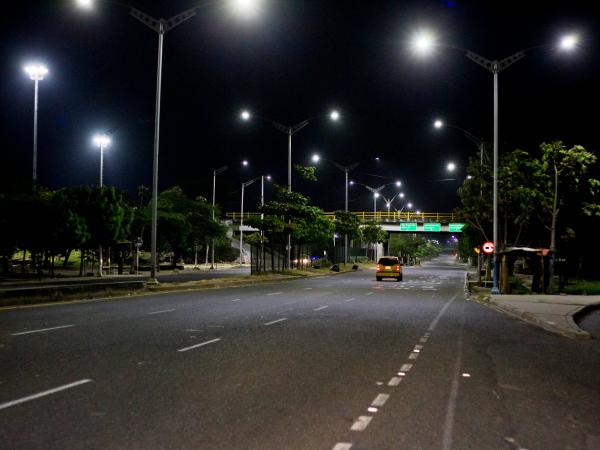 Toque de queda Barranquilla