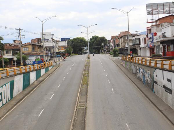 Así transcurre el 1 de enero en Medellín