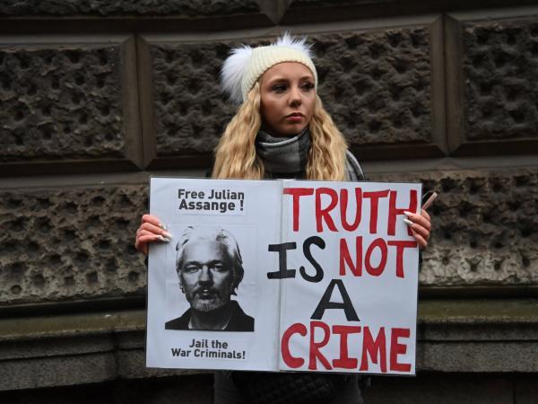 Reino Unido niega la libertad de Julian Assange - Europa - Internacional -  ELTIEMPO.COM