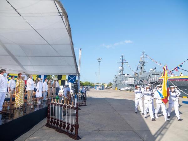 Corbeta ARC Almirante Tono
