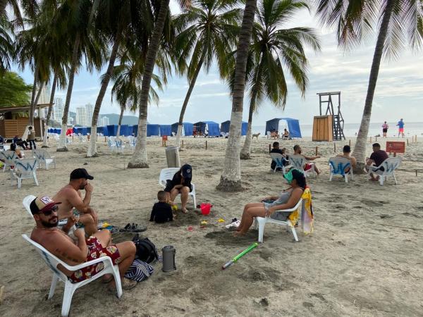 Santa Marta playas