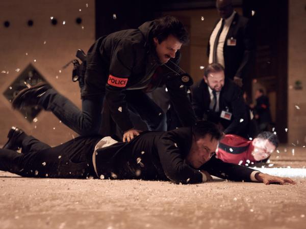 La serie Lupin, con el actor francés Omar Sy está entre las diez más vista de Netflix en Colombia