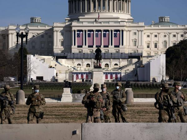 Seguridad en el Capitolio de EE. UU.