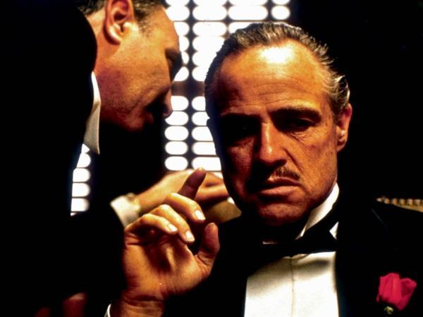 Película El padrino de Francis Ford Coppola