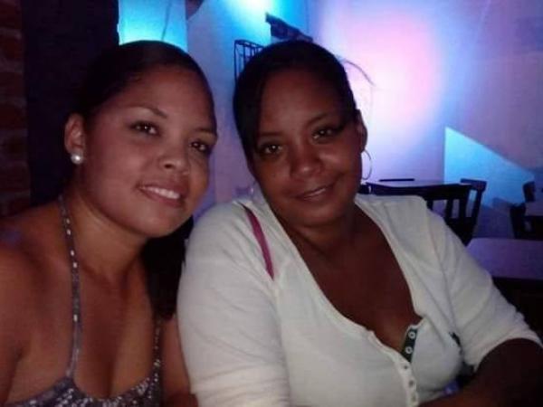Diana y Leidy Mariany Burgos