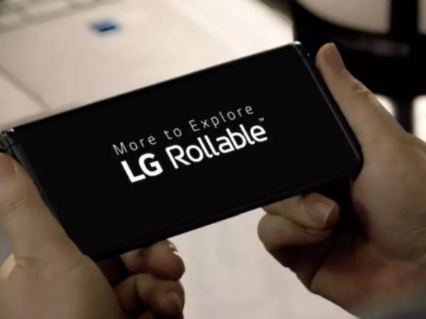 LG anunció lanzará su primer teléfono inteligente con pantalla enrollable