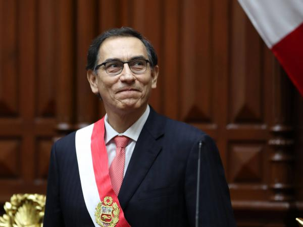 Vizcarra Perú