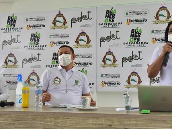 Gobernador de Putumayo