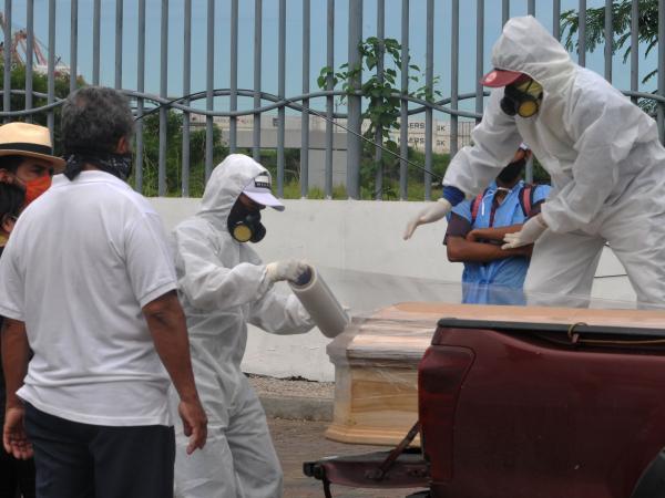 Cádaveres Ecuador