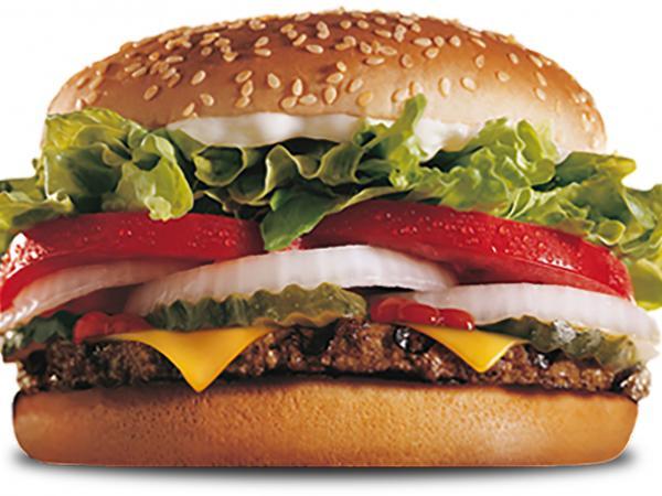 Burger King hamburguesa